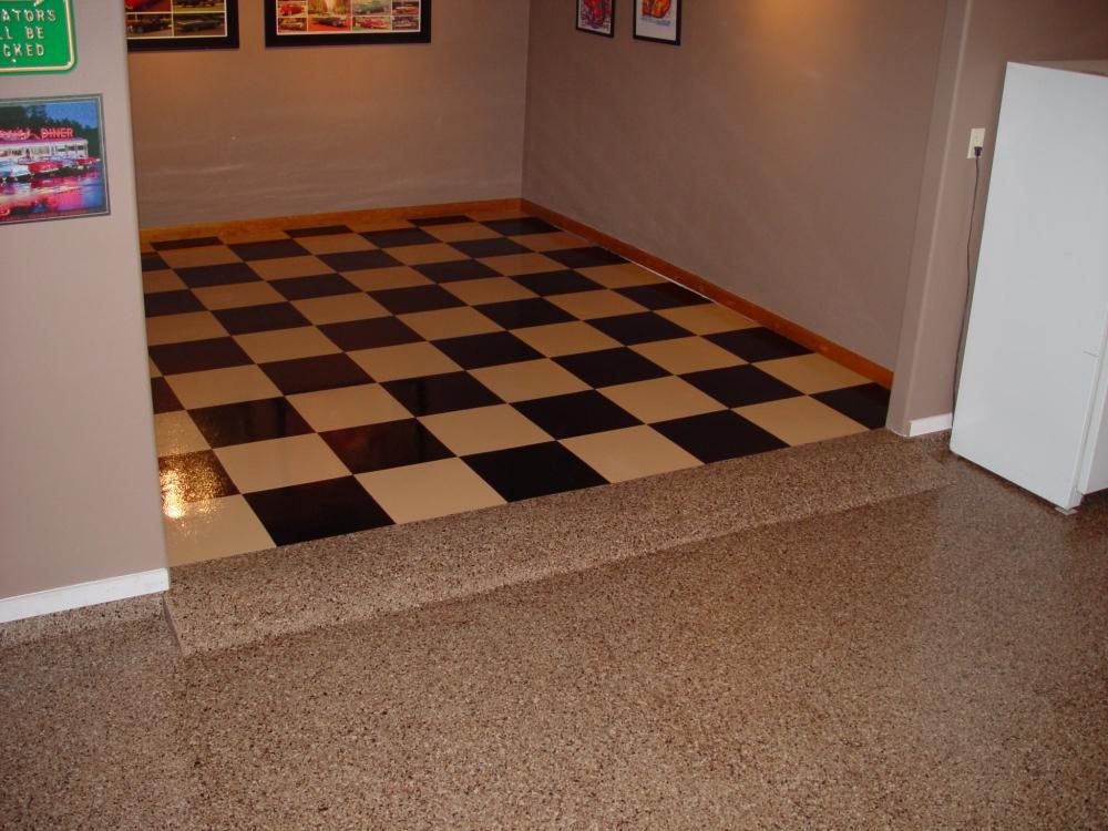 Ultimate Garage Residential Floors Epoxy Garage Floor