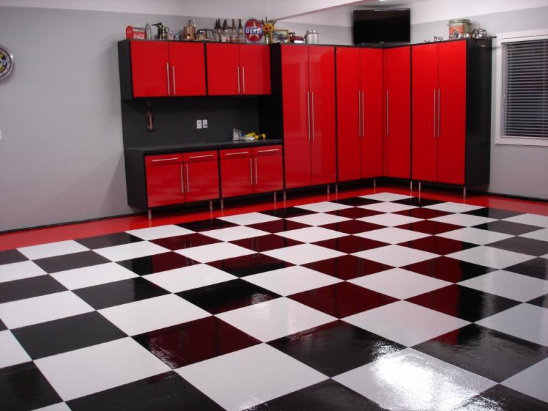 Our Epoxy Garage Floor Installation Process